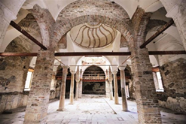Near East: St. John's Cathedral in Izmir to be restored