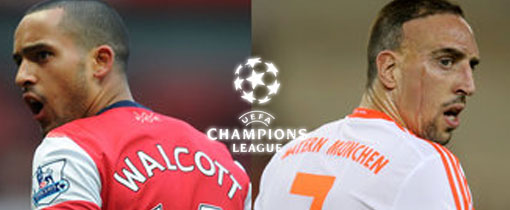 Arsenal vs. Bayern Munich en Vivo - Champions League