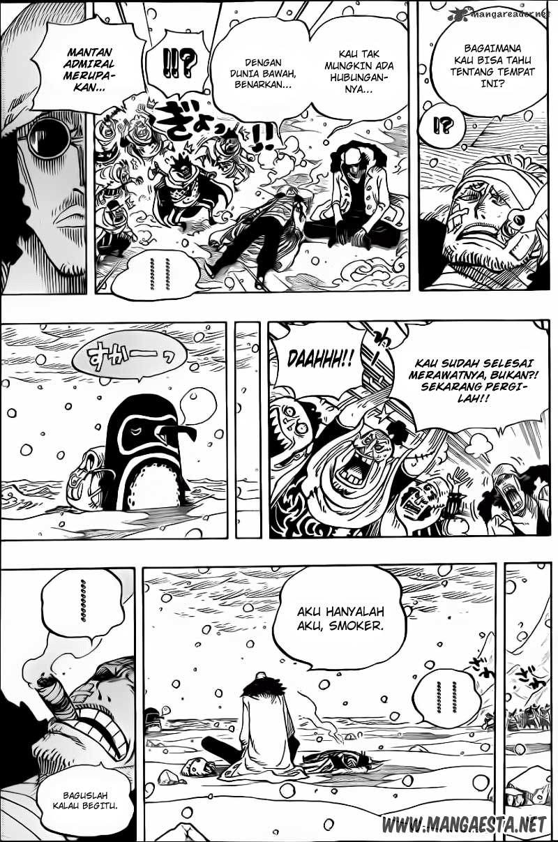 Komik One Piece 699 Indonesia page 10 Mangacan.blogspot.com