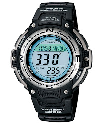 Casio Outgear Sport Gear : sgw-100