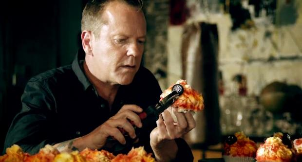 "Kiefer Sutherland Shines in New Ad For The Acer Aspire Ultrabook ""Bake It"""