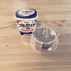 水切りヨーグルト 作り方