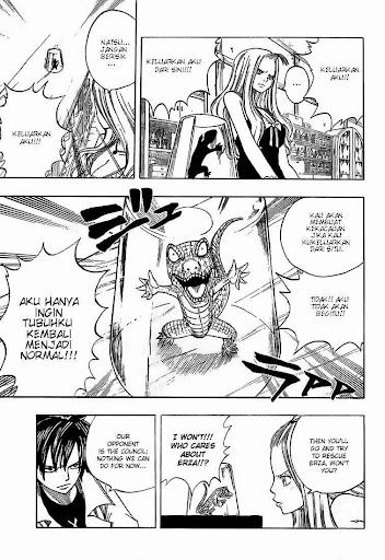 Komik Fairy Tail Online 23 page 3