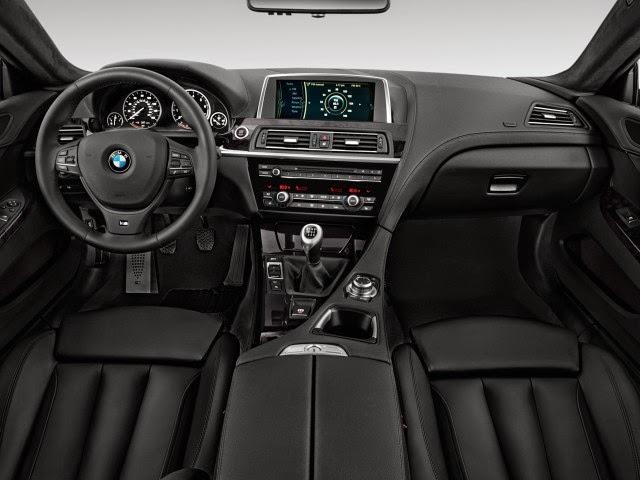 2015 BMW 6 Series Interior Exterior Review