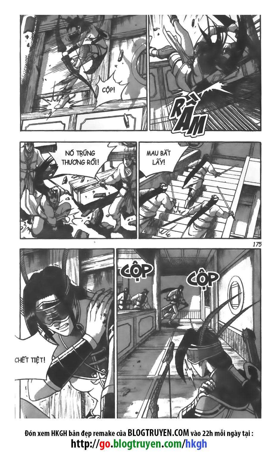 xem truyen moi - Hiệp Khách Giang Hồ Vol40 - Chap 278 - Remake