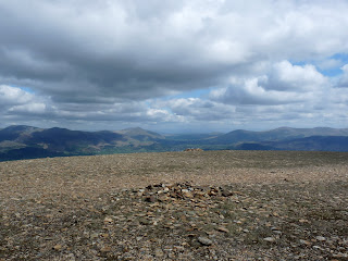 Crag Hill summit