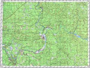 Map 100k--p39-015_016--(1988)