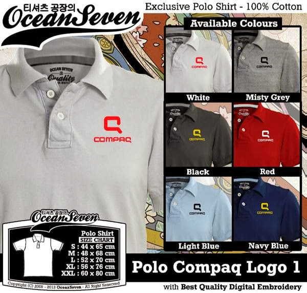 POLO Compaq Logo 1 IT & Social Media distro ocean seven