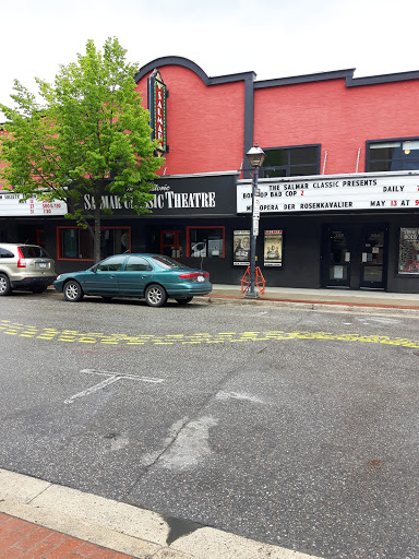 Salmar Classic Theatre, 360 Alexander St NE, Salmon Arm, BC V1E 4H7, Canada, Movie Theater, state British Columbia