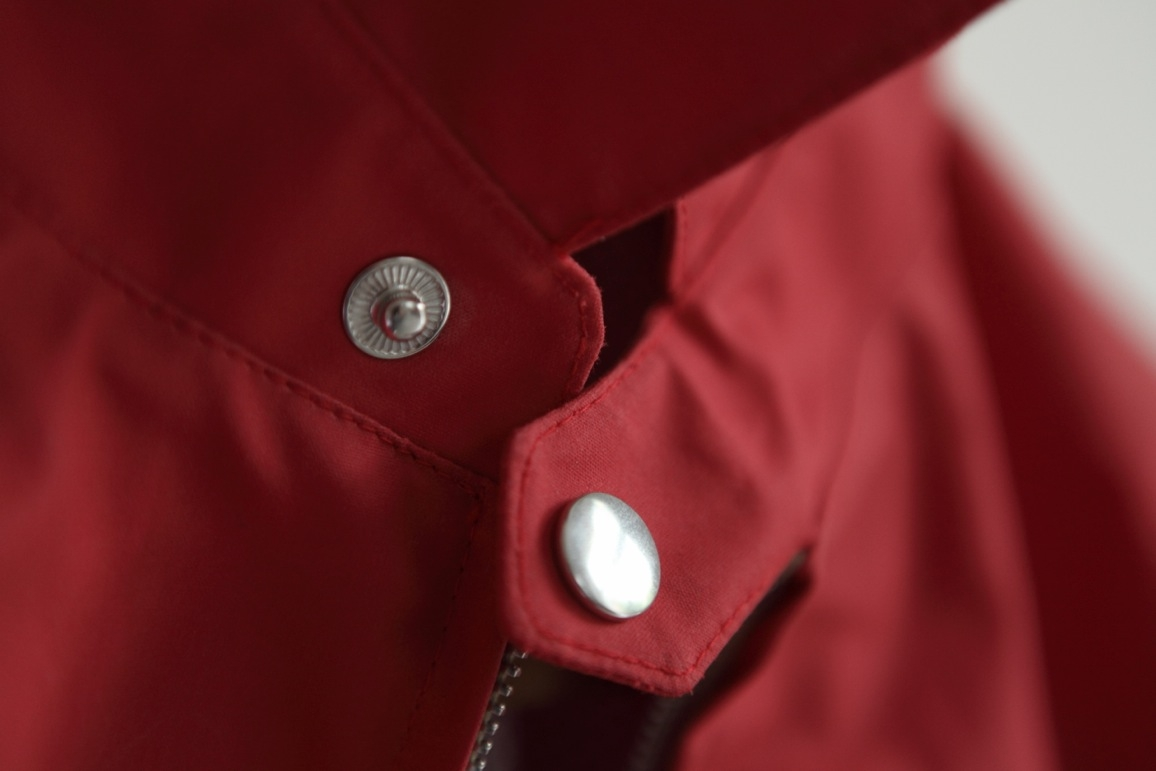 Ribbens Red Jacket Is Out [men's fashion]