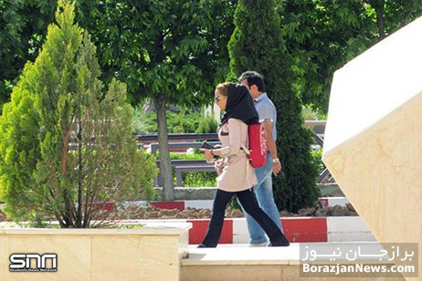 عکس دانشجویان دختر بدحجاب دانشگاه آزاد