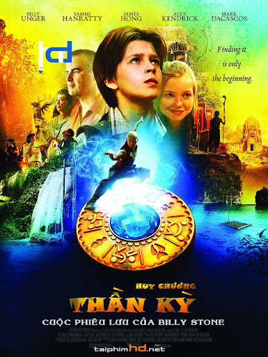 Chiếc Mề Đai Thần Kỳ - The Lost Medallion: The Adventures Of Billy Stone (2013)