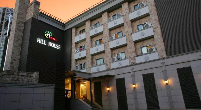 希爾豪斯酒店Hill house Hotel