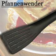 Pfannenwender Kunststoff Pfannenwender Edelstahl Pfannenkuchenwender. Hitzebeständig. Westmark Famos.