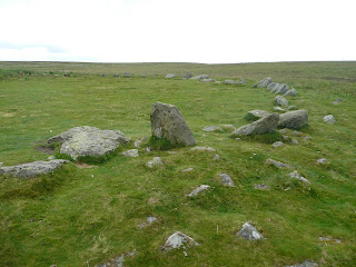The Cockpit ... a ancient stone circle on Askham Fell.