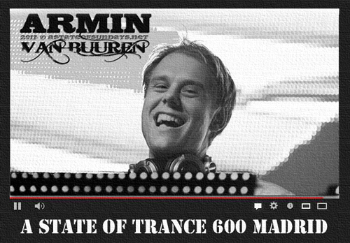 Armin van Buuren - A State Of Trance Podcast 550 2018-11-14