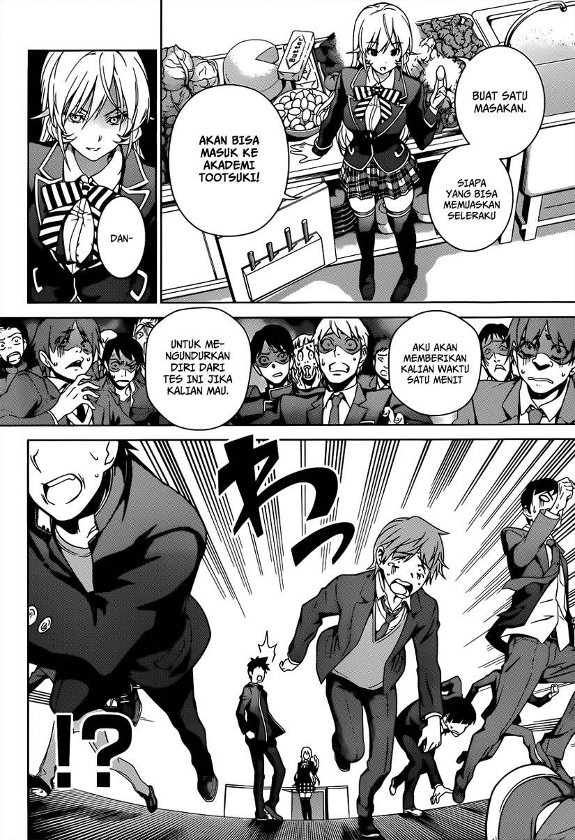 Shokugeki no Souma Chapter 2-13