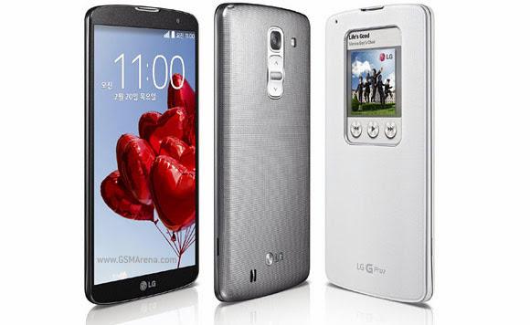 LG Optimus G Pro 2 - Spesifikasi Lengkap dan Harga