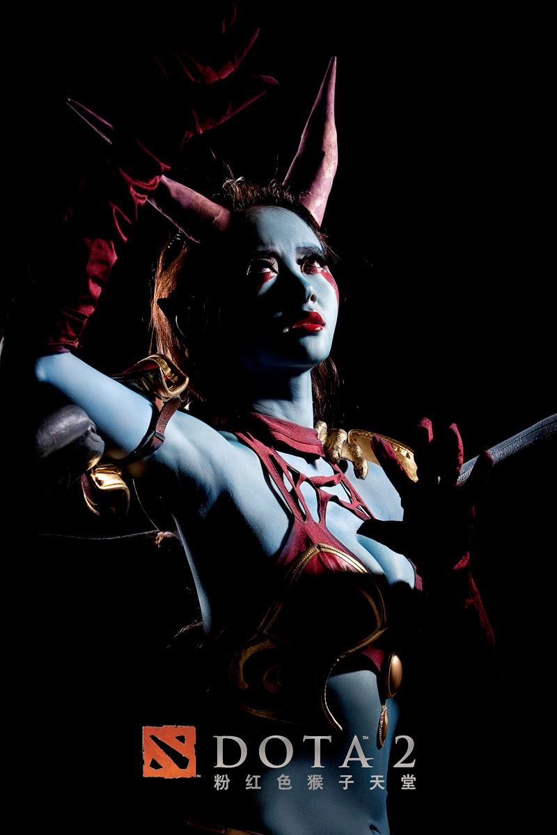 Mãn nhãn với cosplay Lanaya của Perfect World - Ảnh 6