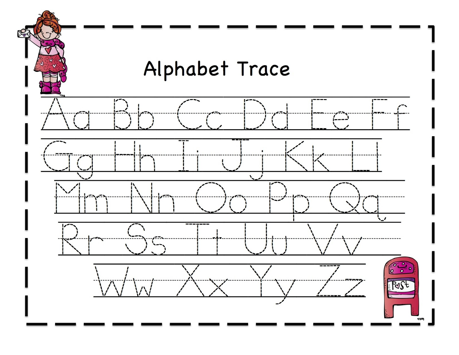 Free Alphabet Coloring Pages Soft Schools