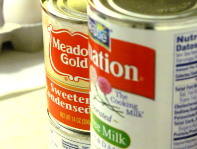 Evaporated and sweetened condensed milk