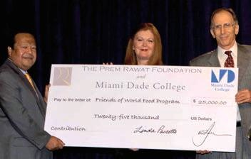 Prem Rawat Maharaji at Miami Dade College, Florida