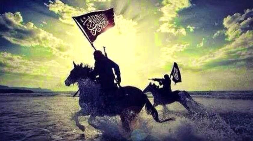 Воины аллаха не познают страха песня