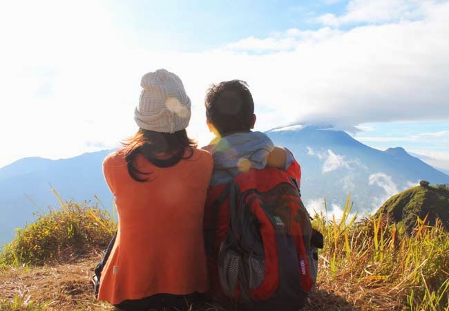 Romantic Honeymoon Dieng Tour