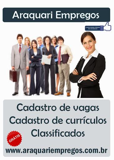 Araquari Empregos, BR-280, 6777 - Itinga, Araquari - SC, 89245-000, Brasil, Agencia_de_emprego, estado Santa Catarina