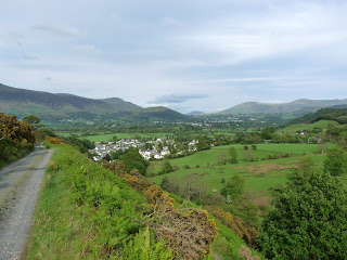 We return to Braithwaite after an excellent days walk on the fells.