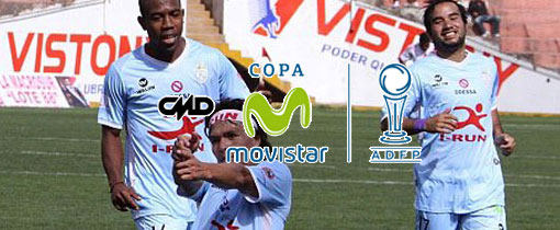 Real Garcilaso vs. Sporting Cristal en VIVO - Final Copa Movistar 2012