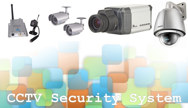 CCTV Security System, IP Live Link Connectivity, IP Cameras, Live Cameras, DVRs