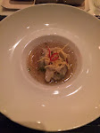 4th course of Edward Kwon's special dinner at Park Rotana's Teatro