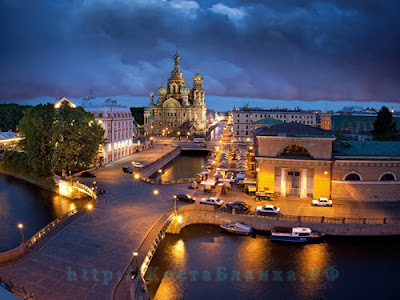 Saint Petersburg, Санкт Петербург, Россия, КостаБланка.РФ