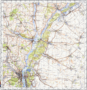Map 100k--m37-076--(1978)