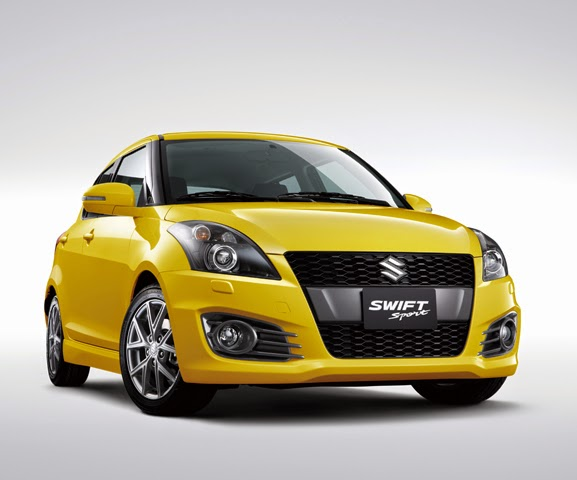 Suzuki New Swift Sport - Spesifikasi Lengkap dan Harga