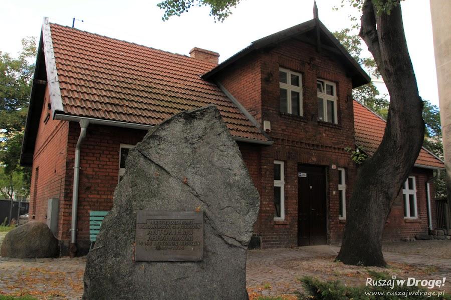 Dworek Abrahama w Gdyni