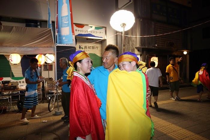 第60回よさこい祭り☆本祭2日目・上町競演場1☆上2目2646