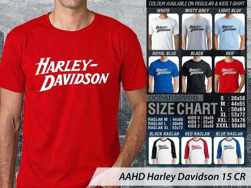 jual kaos harley davidson Motor 15