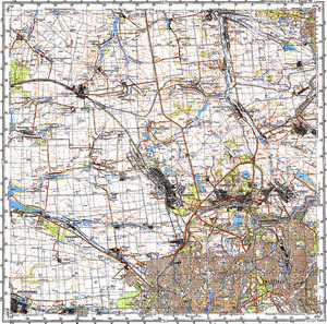 Map 100k--m37-136--(1987)