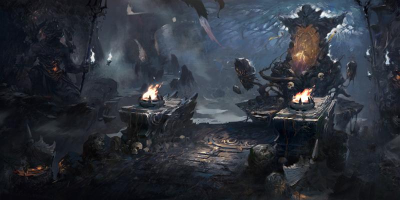 Loạt concept art khá đẹp mắt của Đấu Chiến Thần - Ảnh 7