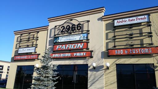 Paron Collision & Paint, 2966 Main St SE, Airdrie, AB T4B 3G4, Canada, Auto Body Shop, state Alberta