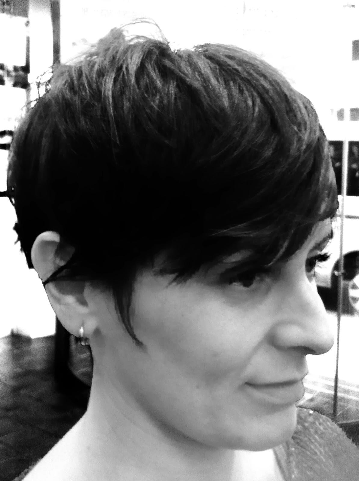 Acconciature capelli corti anni 50