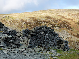 Old Mine Buildings at Rigghead Quarry
