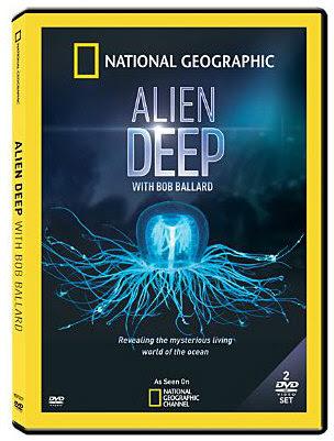 Podwodna odyseja z Bobem Ballardem / Alien Deep With Bob Ballard (2012) PL.TVRip.XviD / Lektor PL