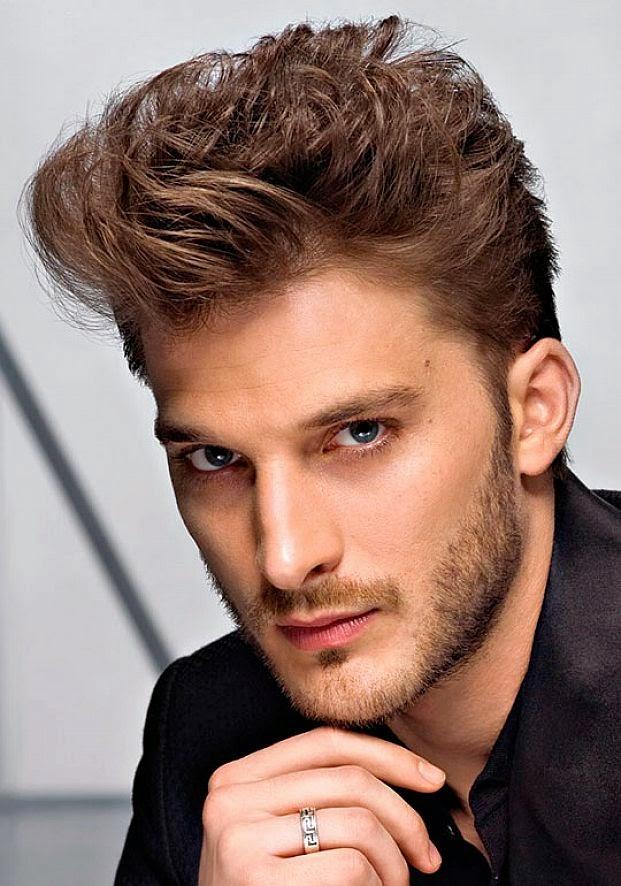Tipos De Peinados Para Jovenes Hombres