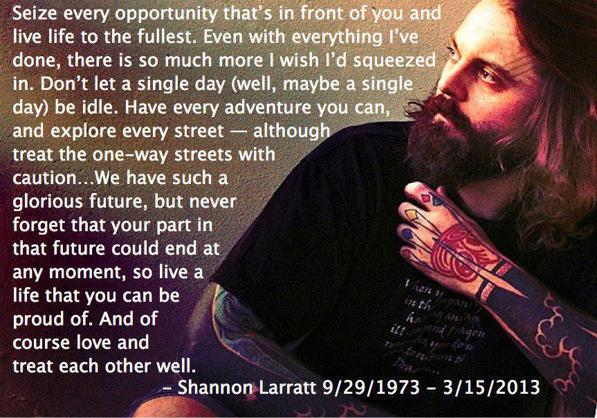 Shannon Larratt