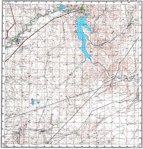 Map 100k--m40-056--(1988)