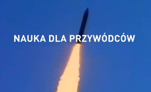 Nauka dla przywódców / Science For Future World Leaders (2009) PL.TVRip.XviD / Lektor PL