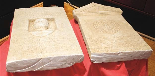 FBI returns the smuggled Lydian artifacts to Turkey